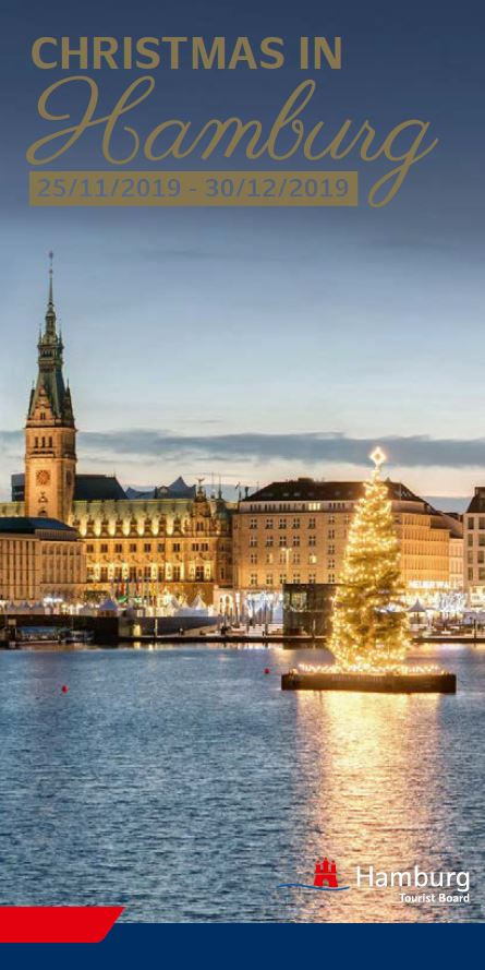 Booklets & Magazines:Christmas in Hamburg 2019