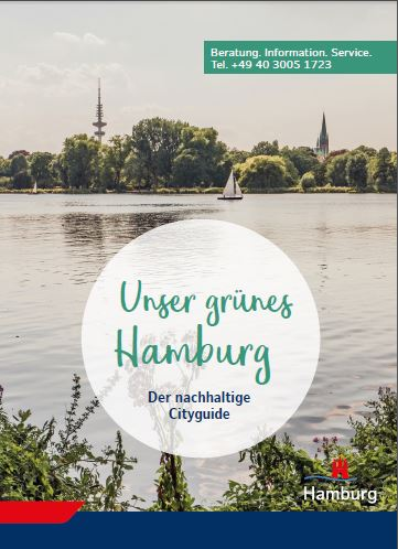 Booklets & Magazines:Green Hamburg Guide