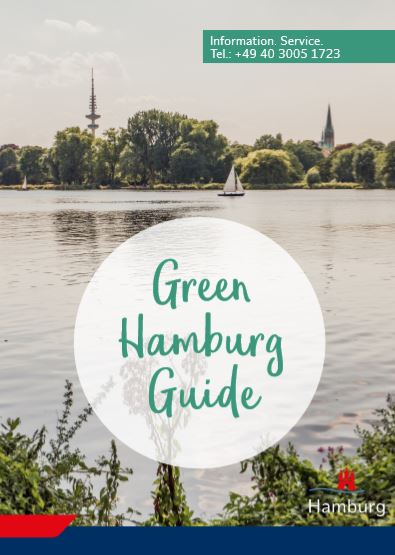 Booklets & Magazines:Green City Guide Hamburg
