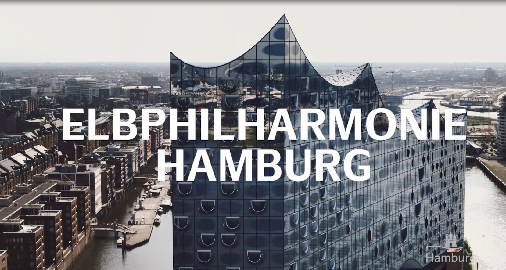 Videos:Elbphilharmonie Hamburg teaser with music