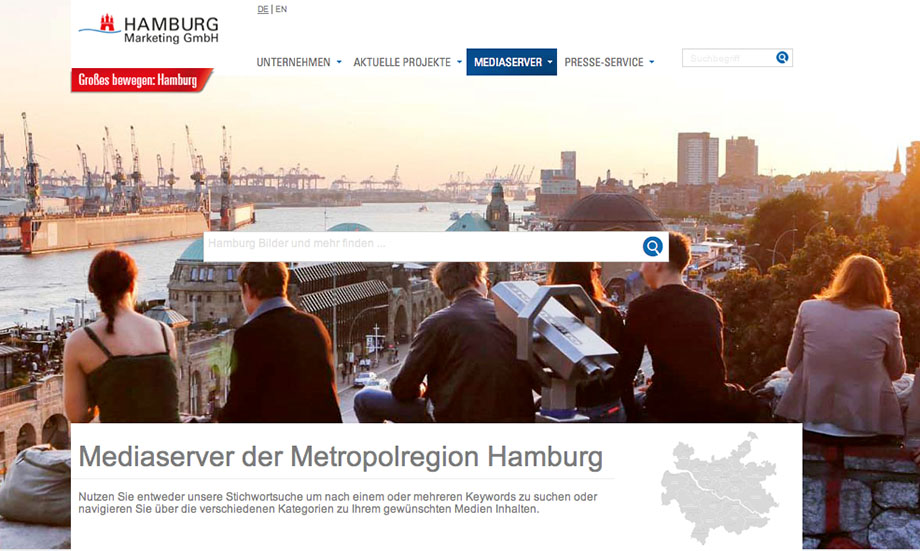 Media Service Hamburg press service hamburg marketing