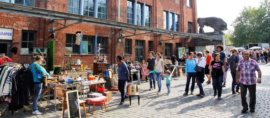 Hamburg 39 s districts hamburg marketing for Hippes hotel hamburg