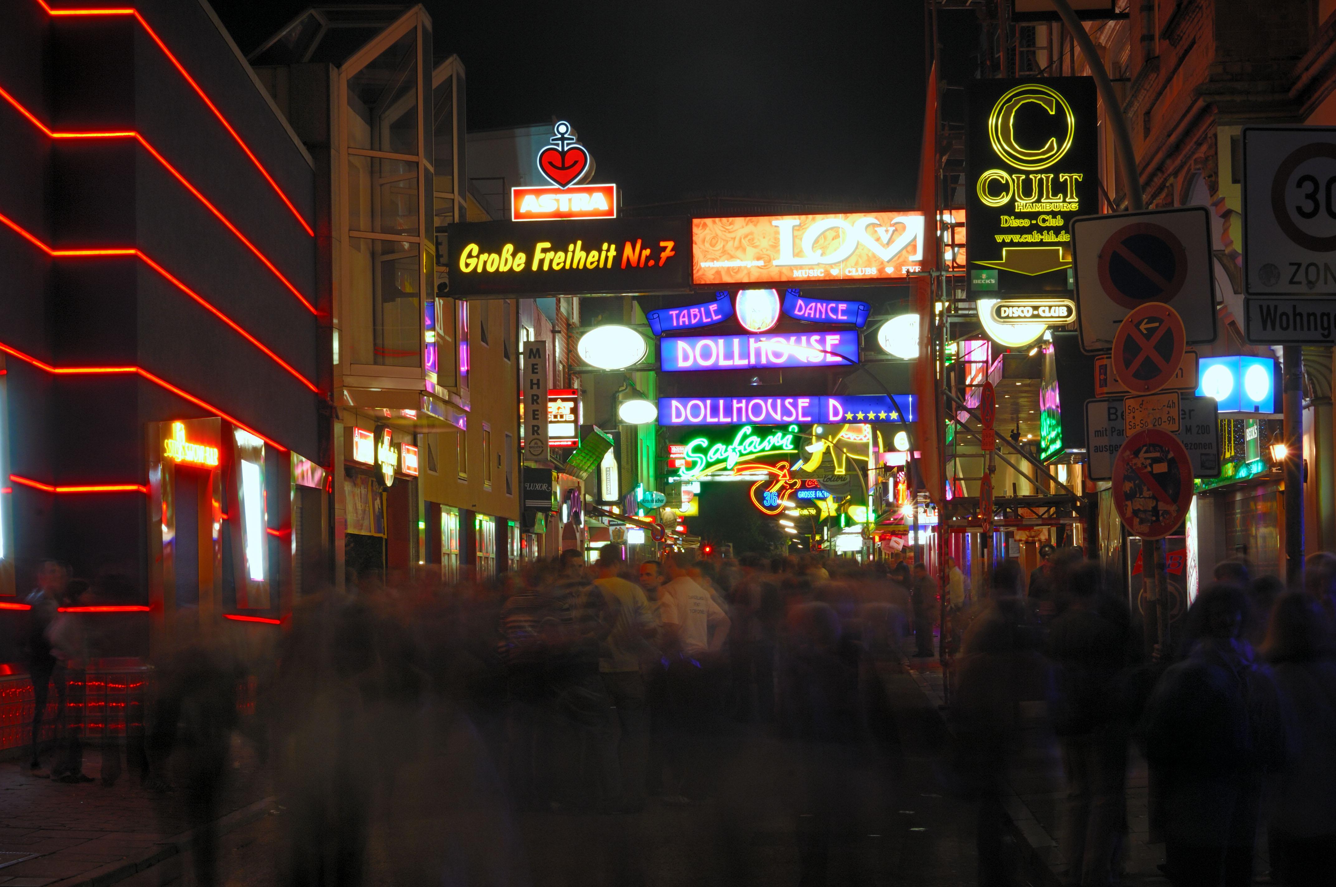 Nightlife Hamburg Marketing