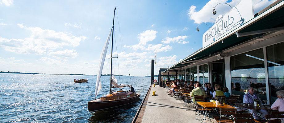 Fish Restaurants Hamburg Marketing