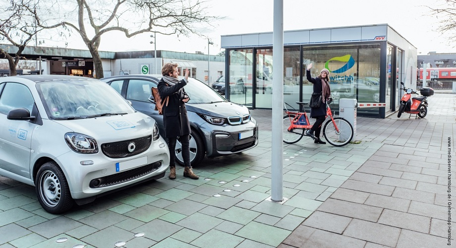 Shared Mobility - Hamburg Marketing